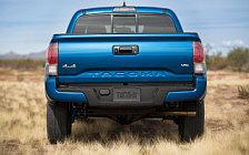 Обои автомобили Toyota Tacoma Limited Double Cab - 2015