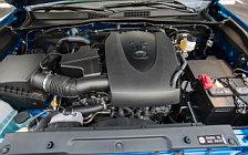 Обои автомобили Toyota Tacoma SR5 Access Cab - 2015