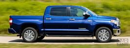 Toyota Tundra CrewMax Limited - 2014