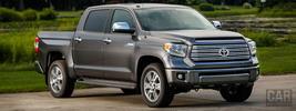 Toyota Tundra CrewMax Platinum - 2014
