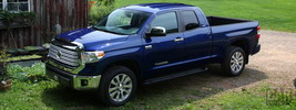 Toyota Tundra Double Cab Limited - 2014