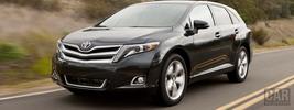Toyota Venza US-spec - 2013