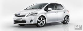 Toyota Auris HSD - 2010