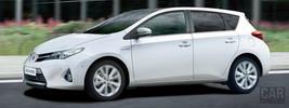 Toyota Auris Hybrid - 2012