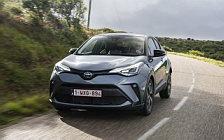 Обои автомобили Toyota C-HR Hybrid (Grey) - 2019