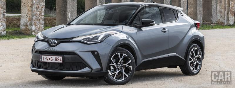 Обои автомобили Toyota C-HR Hybrid (Grey) - 2019 - Car wallpapers