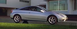 Toyota Celica - 2002
