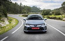 Обои автомобили Toyota Corolla Sedan Hybrid - 2019