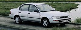 Toyota Corolla - 1992