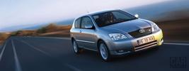 Toyota Corolla 3door - 2001