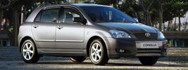 Toyota Corolla 5door - 2001
