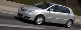 Toyota Corolla 5door - 2004
