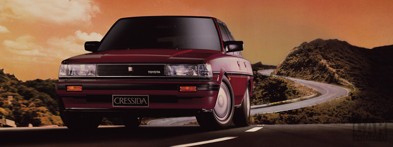 Обои автомобили - Toyota Cressida - Car wallpapers