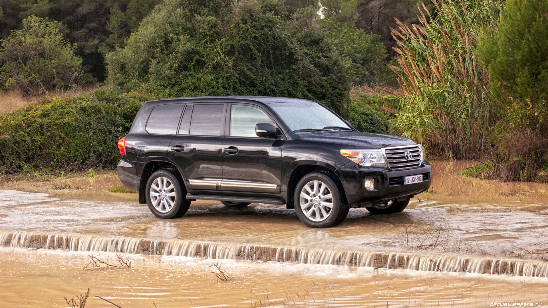 Cars Desktop Wallpapers Toyota Land Cruiser 200 2012
