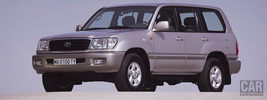 Toyota Land Cruiser 100 - 1998