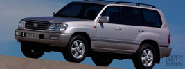 Toyota Land Cruiser 100 - 2002