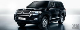 Toyota Land Cruiser 200 - 2015