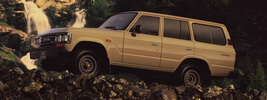 Toyota Land Cruiser 60 - 1980
