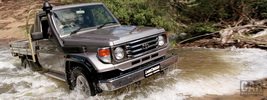 Toyota Land Cruiser 70 - 1984