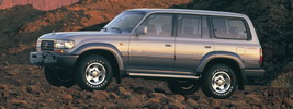 Toyota Land Cruiser 80 - 1990