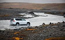 Обои автомобили Toyota Land Cruiser Prado - 2015