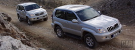 Toyota Land Cruiser Prado - 2002