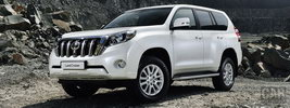 Toyota Land Cruiser Prado - 2013