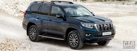 Toyota Land Cruiser Prado - 2017
