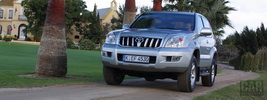 Toyota Land Cruiser Prado 3door - 2002