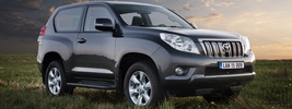 Toyota Land Cruiser Prado 3door - 2009