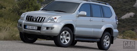 Toyota Land Cruiser Prado 5door - 2002