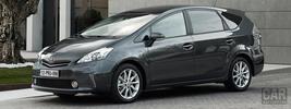Toyota Prius + - 2012