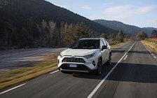 Обои автомобили Toyota RAV4 Hybrid Style - 2019