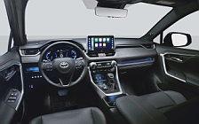Обои автомобили Toyota RAV4 Plug-in-Hybrid - 2020