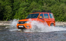 Обои автомобили UAZ Patriot Expeditionniy - 2018