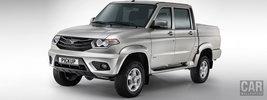 UAZ Pickup - 2014