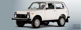 ВАЗ Нива 21213 - 1994-2009