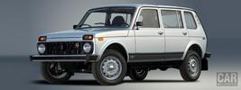 ВАЗ Нива 2131 - 1995-2009