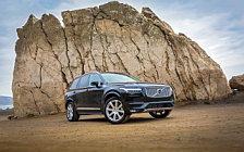 Обои автомобили Volvo XC90 T6 Inscription US-spec - 2015