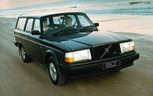 Обои автомобили Volvo 240