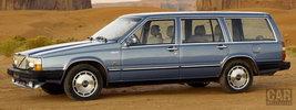 Volvo 760 GLE Kombi - 1986