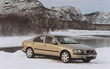 Cars wallpapers Volvo S60 AWD - 2002