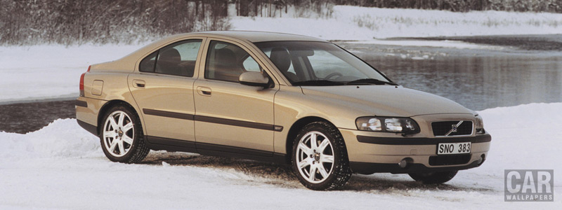 Cars wallpapers Volvo S60 AWD - 2002 - Car wallpapers