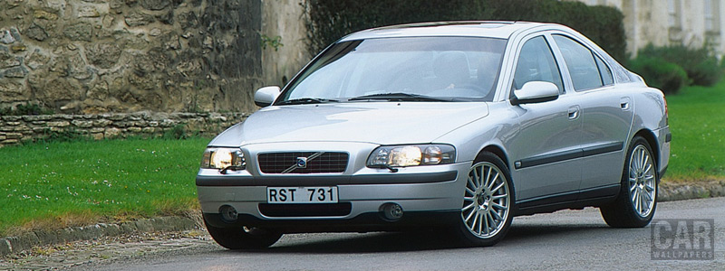 Cars wallpapers Volvo S60 - 2002 - Car wallpapers