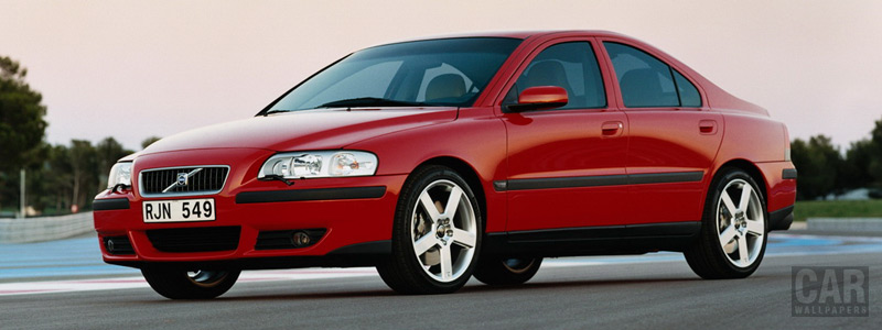 Cars wallpapers Volvo S60 R - 2004 - Car wallpapers