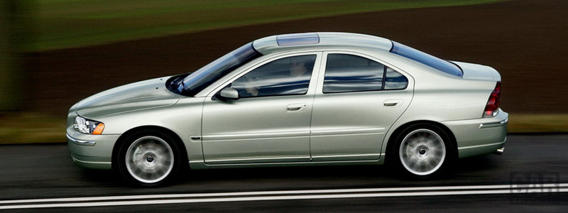 Cars wallpapers Volvo S60 - 2005 - Car wallpapers