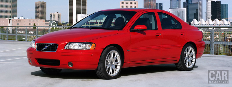 Cars wallpapers Volvo S60 D5 - 2006 - Car wallpapers
