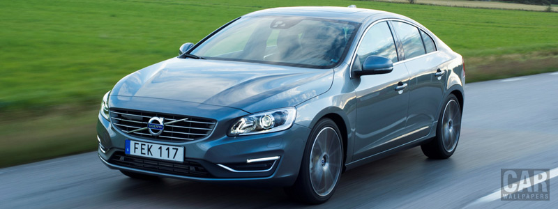 Cars wallpapers Volvo S60 D3 - 2016 - Car wallpapers