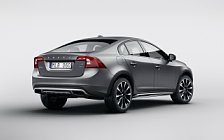 Обои автомобили Volvo S60 T5 AWD Cross Country - 2016
