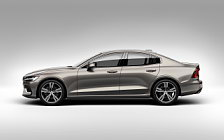 Обои автомобили Volvo S60 T6 AWD Inscription - 2018